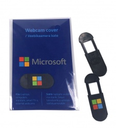Microsoft business gift - webcam cover