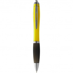 Logotrade corporate gift picture of: Nash ballpoint pen, yellow