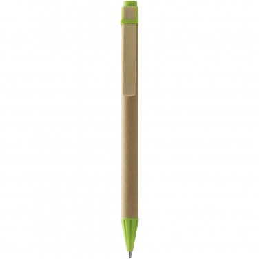 Logotrade promotional gift picture of: Salvador ballpoint pen, light green