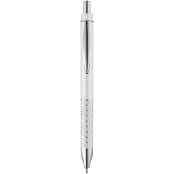 Logotrade promotional giveaway picture of: Bling ballpoint pen, silver