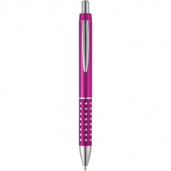 Logo trade promotional merchandise picture of: Bling ballpoint pen, purple