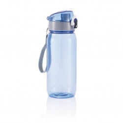 Logotrade promotional products photo of: Tritan water bottle 600 ml, blue/grey