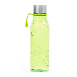 Logotrade promotional gifts photo of: Water bottle Lean, green