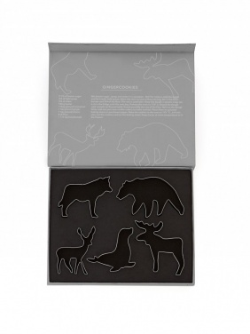 Logo trade promotional giveaways image of: Nordic Big 5 Cookie-Cutter