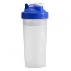 600 ml Muscle Up shaker, blue