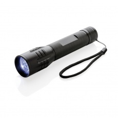 3W large CREE torch, black