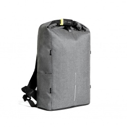 Logo trade promotional gifts picture of: Anti-theft backpack Lite Bobby Urban, gray