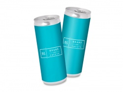 Logo trade corporate gifts image of: Energy drink with your logo