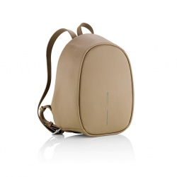 Logo trade corporate gift photo of: Special offer: Bobby Elle anti-theft backpack, brown