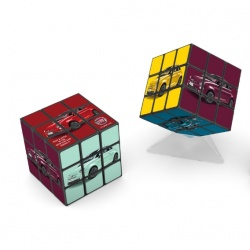 Logotrade business gift image of: 3D Rubik's Cube, 3x3