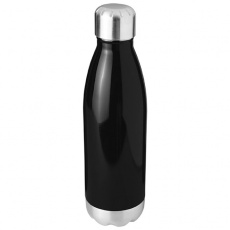 #5 Arsenal 510 ml vacuum insulated sport bottle, black