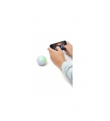 Logotrade promotional product picture of: Robotic magic ball, white