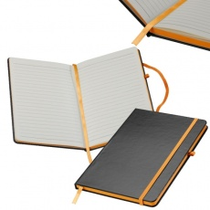 A5 note book CUXHAVEN  color orange