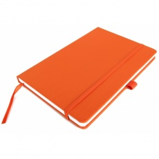 A5 note book 'Kiel'  color orange