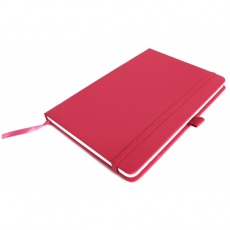 A5 note book 'Kiel'  color pink