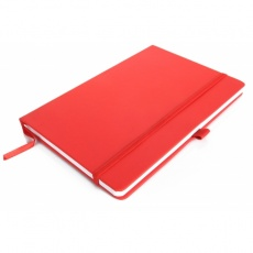 A5 note book 'Kiel'  color red