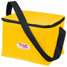 Cooler bag 'Arvika'  color yellow