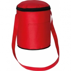 Cooler bag ALCUDIA  color red