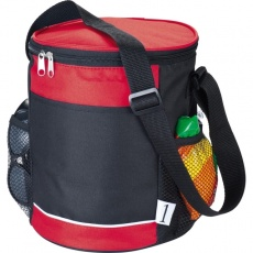 Can shaped cooler bag 'Caldera'  color red