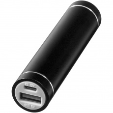 2200 mAh Bolt powerbank, svart